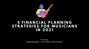 5 financial planning for musicians